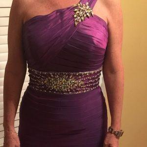 Tiffany prom pageant dress size 10